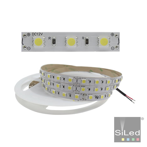 Tira flexible de 300 LEDS para interiores SMD 5050 de 12V