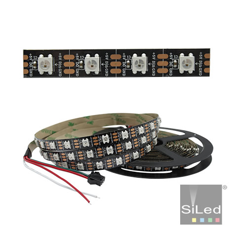 Tira flexible de 300 leds para interiores SMD 5050 programable